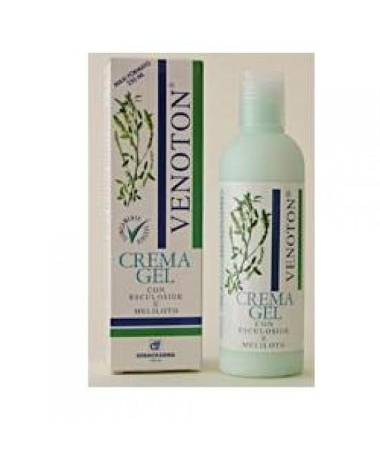 Venoton Crema Gel 200ml - Farmafamily.it