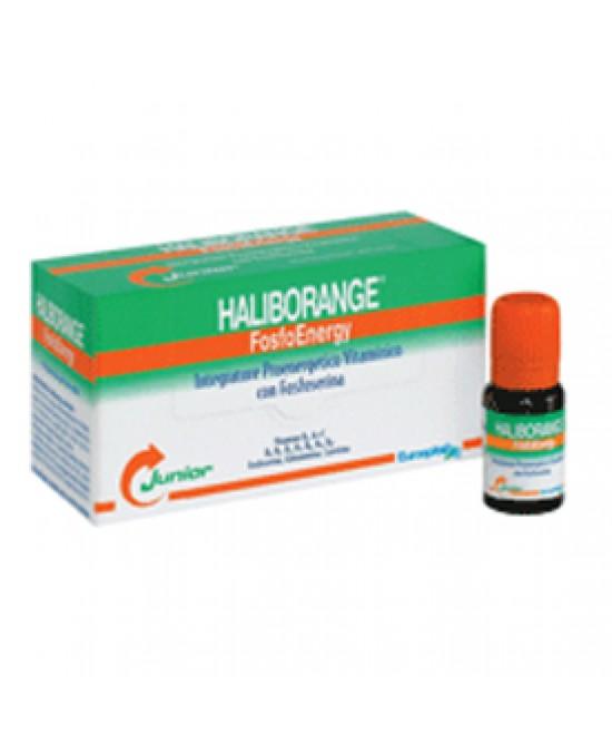 Haliborange Fosfoenergy10fx10m - Parafarmacia la Fattoria della Salute S.n.c. di Delfini Dott.ssa Giulia e Marra Dott.ssa Michela