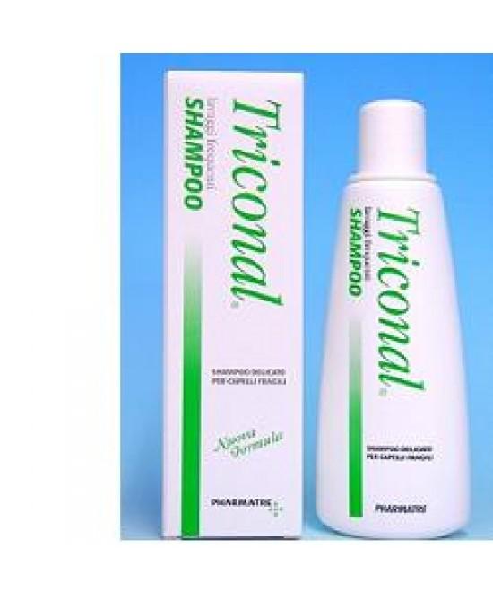 Triconal Shampoo Delicato 200 ml