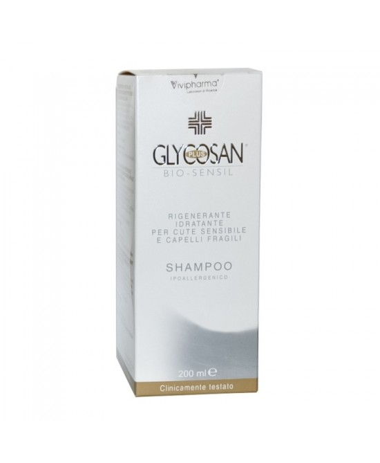 Glycosan Plus Bio Sensil Shampoo Rigenerante 200 ml offerta