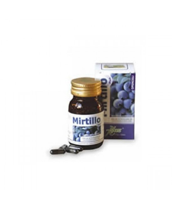 Aboca Mirtillo Plus 70 Opercoli Da 370mg - La tua farmacia online