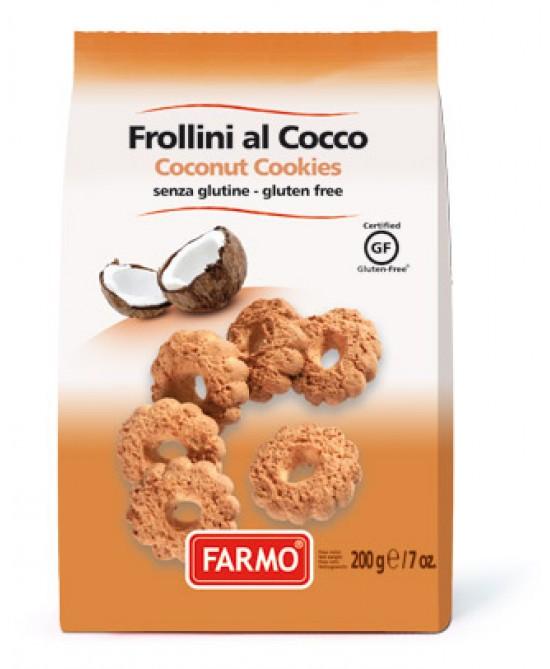 Farmo Frollini Al Cocco Senza Glutine 200g