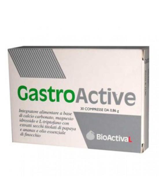 GastroActive Integratore Digestivo 30 Compresse offerta