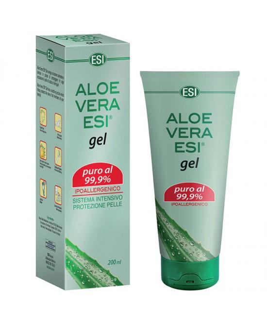 Esi Aloe Vera Gel Puro Lenitivo 200ml - La tua farmacia online