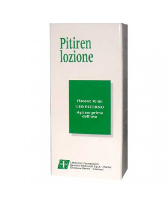 Pitiren Lozione - Farmacia Giotti