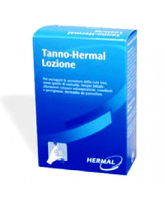 Tanno Hermal Lozione Alterazioni Cutanee 100 g offerta