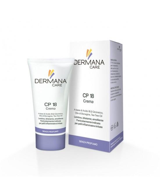 Dermana Care CP18 Crema Emolliente 50ml - Farmacia Giotti