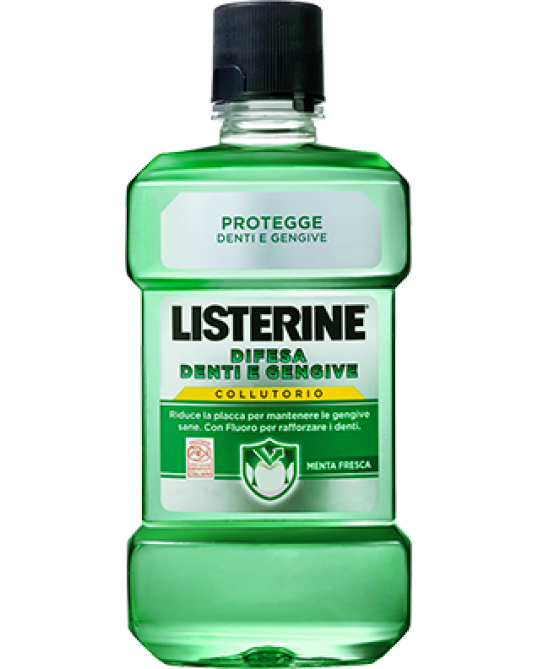 Listerine Difesa Denti e Gengive Collutorio 250ml - Farmaci.me