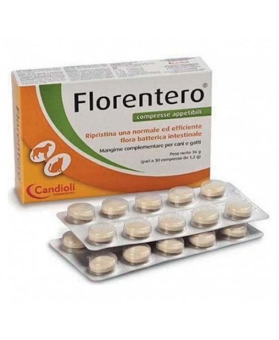 Candioli Florentero 30 Compresse Da 1.2gr - FARMAPRIME