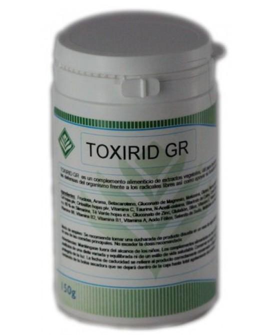 TOXIRID SG GRANULARE 150 G - Parafarmacia Tranchina