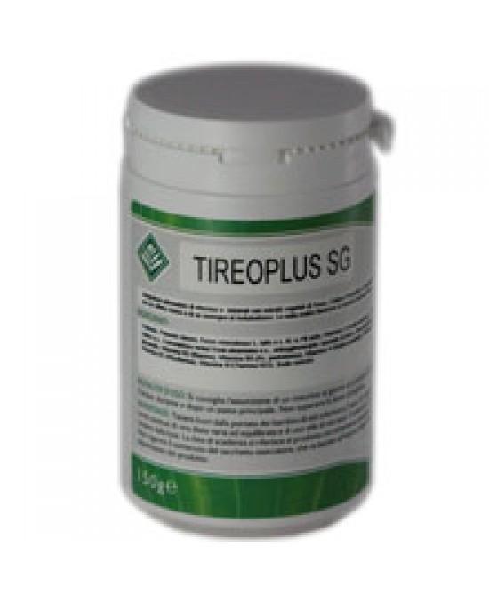TIREOPLUS SG GRANULARE 150 G - Zfarmacia