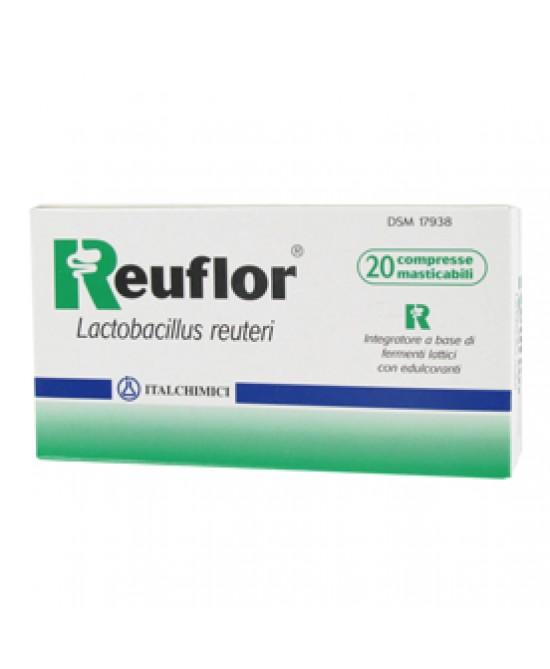 Reuflor Integrat 20cpr 9g - Farmaci.me