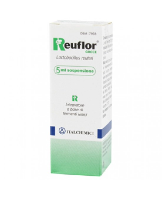 Reuflor Integrat 5ml Gtt - Farmaciaempatica.it