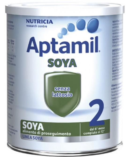 Aptamil Latti Speciali Soya 2 Di Proseguimento 400g - Farmacia 33