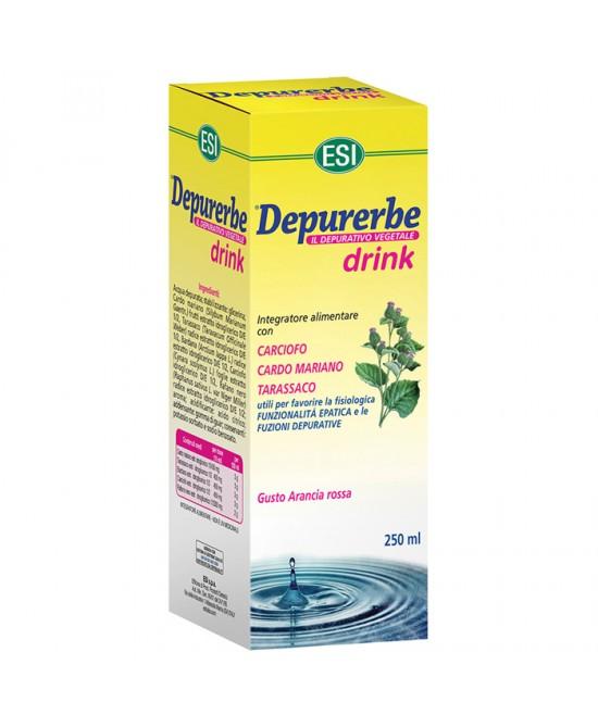 Esi Depurerbe Drink 250ml - La farmacia digitale