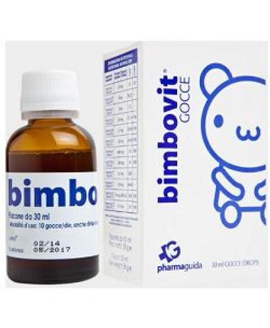 Bimbovit Gocce 30ml - Farmabravo.it