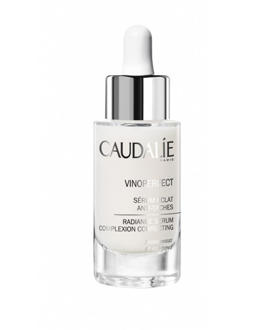 Caudalìe Vinoperfect Siero Illuminante Antimacchie 30ml - Farmawing