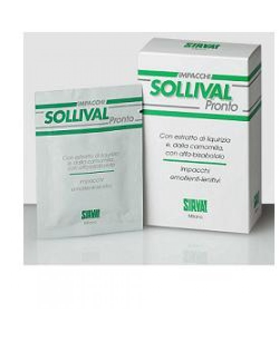 Sollival Pronto 6 Salv Imbevut - Farmawing