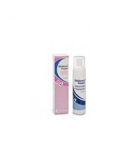 Candioli Diclorex Foam Schiuma Dermatologica 200ml - Farmabros.it