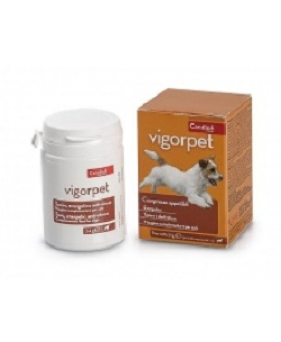 Vigorpet Cani 20cpr - Iltuobenessereonline.it