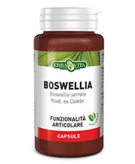 ErbaVita Capsule Monoplanta Boswellia Serrata Integratore Alimentare 60 Capsule - Farmaconvenienza.it