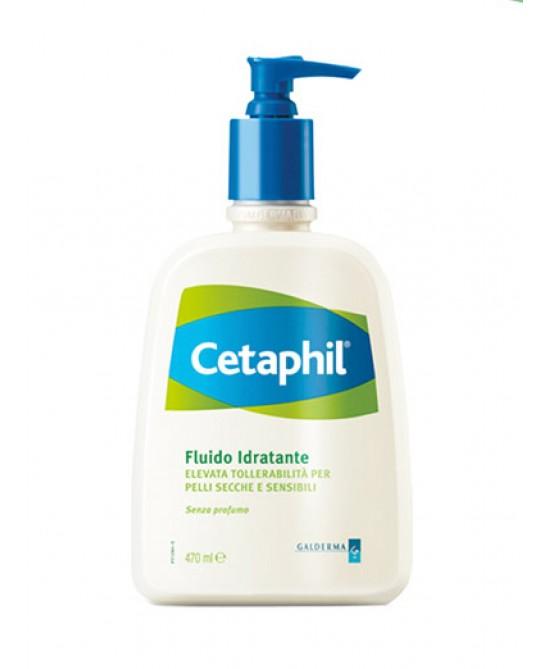 Cetaphil Fluido Idratante 470ml prezzi bassi