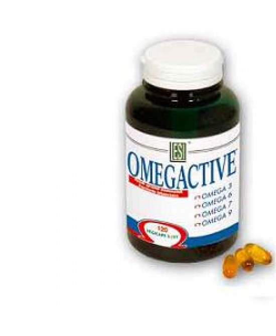 Esi Omegactive 120 Perle - Farmaconvenienza.it