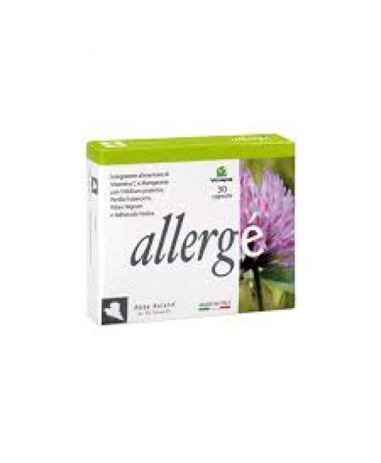 Allergè Integratore Alimentare 30 Capsule - Farmafamily.it