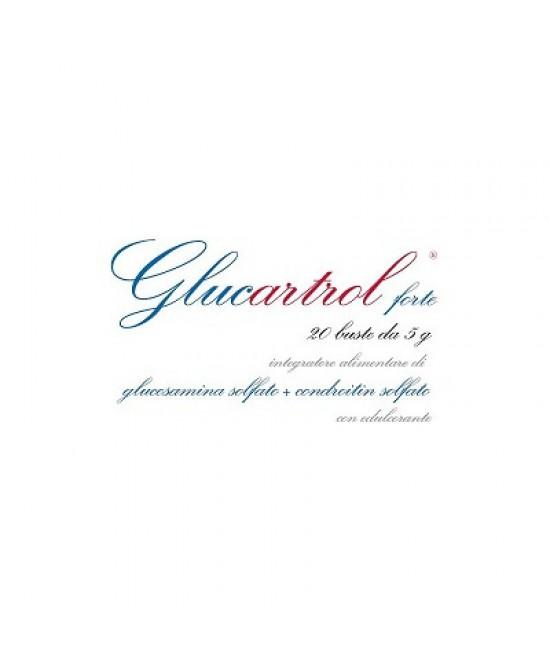 Glucartrol Forte Integratore 20 Bustine