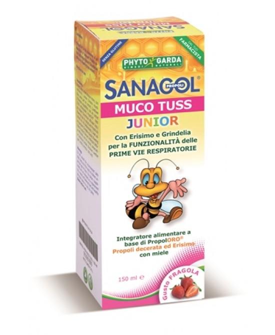 Sanagol Muco Tuss Junior 150ml - Sempredisponibile.it