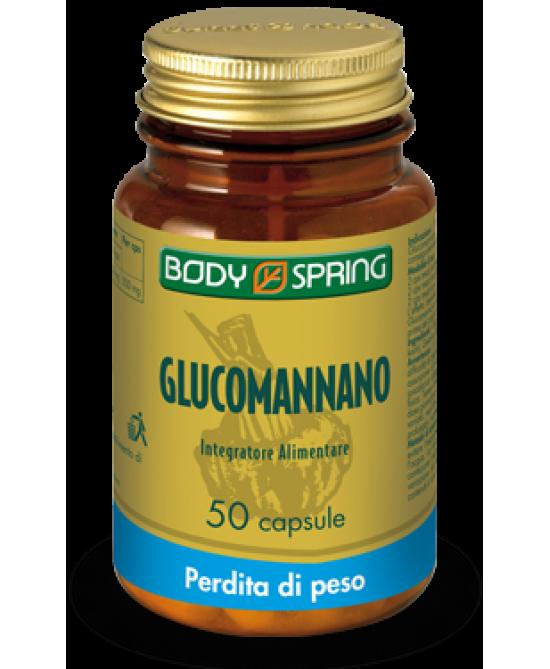 BODY SPRING GLUCOMANNANO 50CPS-903970756