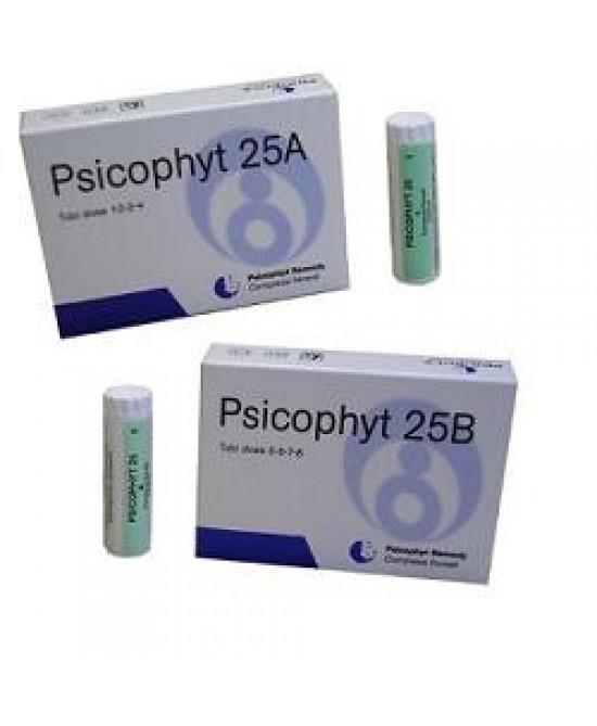 PSICOPHYT REMEDY 25B 4TUB 1,2G prezzi bassi