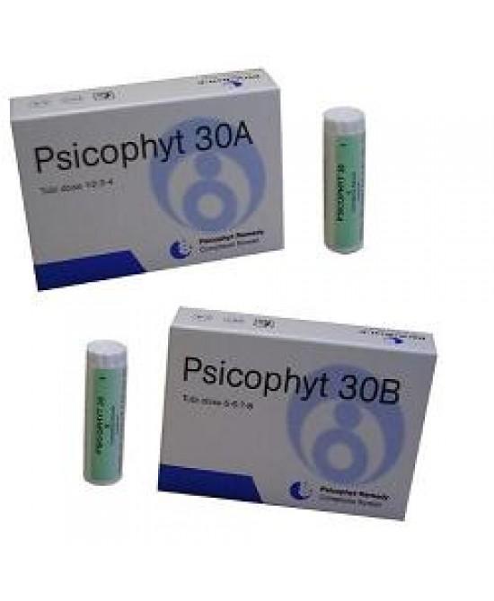 PSICOPHYT REMEDY 30B 4TUB 1,2G prezzi bassi