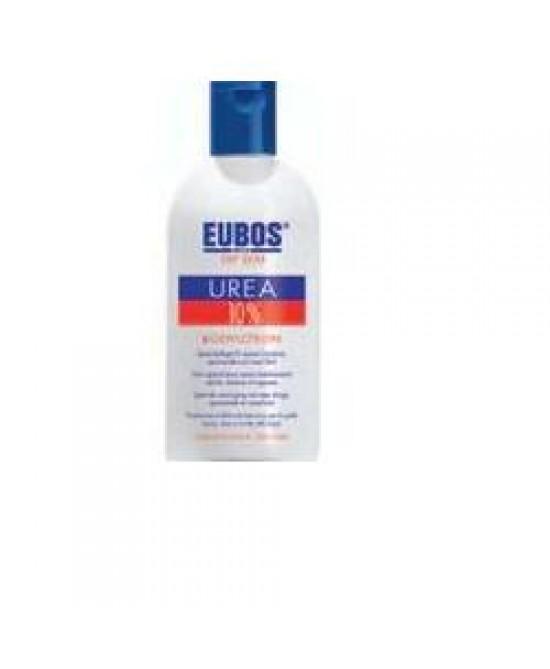 Eubos Urea 10% Lozione Corpo Per Pelle Secca 200 ml
