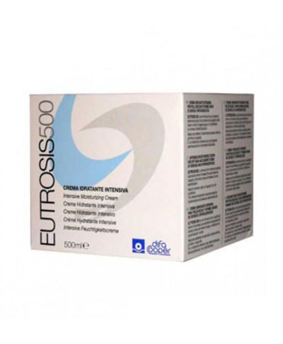 Eutrosis 500 Crema Idratante Intensiva 500 ml