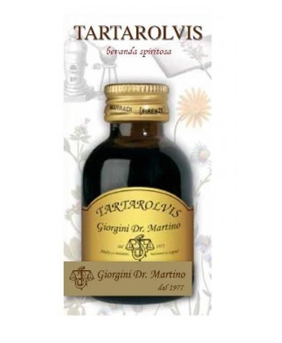 Tartarolvis Bev Spiritosa 50ml
