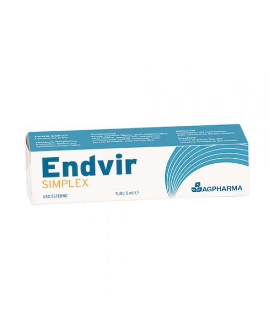 Ag Pharma Endvir Simplex 5ml