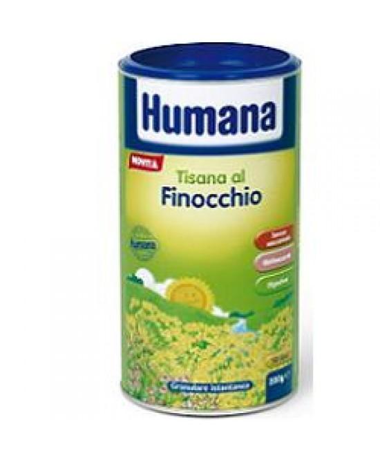 Humana Tis Finocchio 200g - Iltuobenessereonline.it