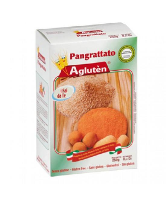 Agluten Pangrattato Senza Glutine 250g - Parafarmacia la Fattoria della Salute S.n.c. di Delfini Dott.ssa Giulia e Marra Dott.ssa Michela