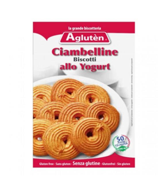 Agluten Biscotti Ciambelline Allo Yogurt Senza Glutine 200g - La tua farmacia online
