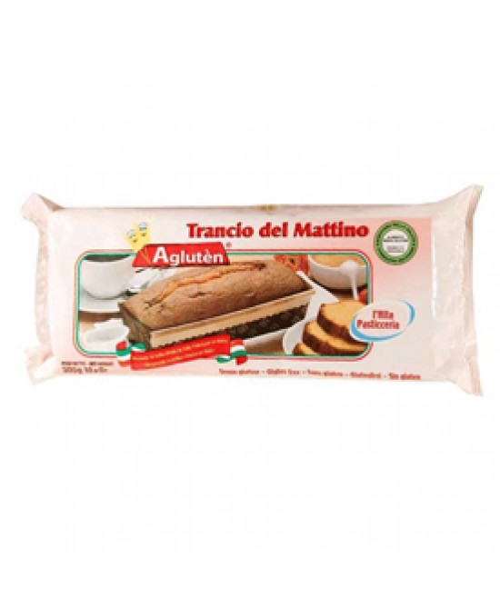 Agluten Trancio Del Mattino Senza Glutine 300g - Parafarmacia la Fattoria della Salute S.n.c. di Delfini Dott.ssa Giulia e Marra Dott.ssa Michela