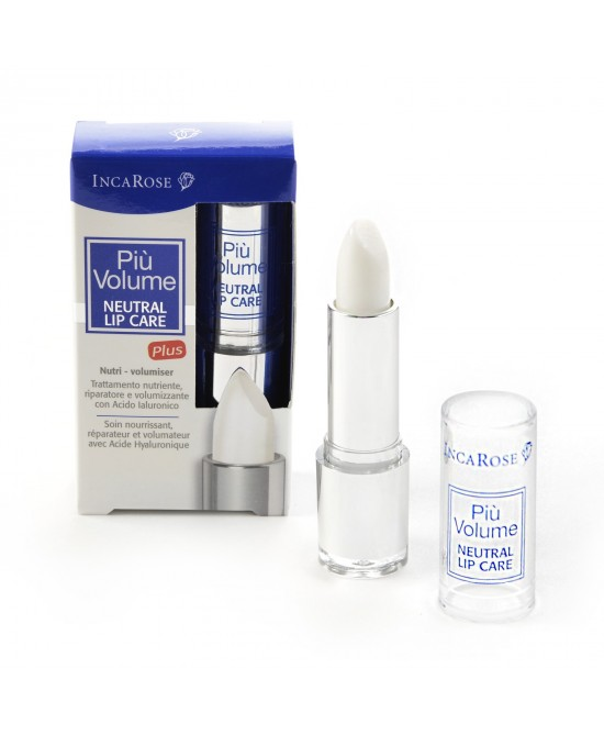 Incarose Più Volume Neutral Lip Care Stick Per Labbra 4ml - Farmastar.it