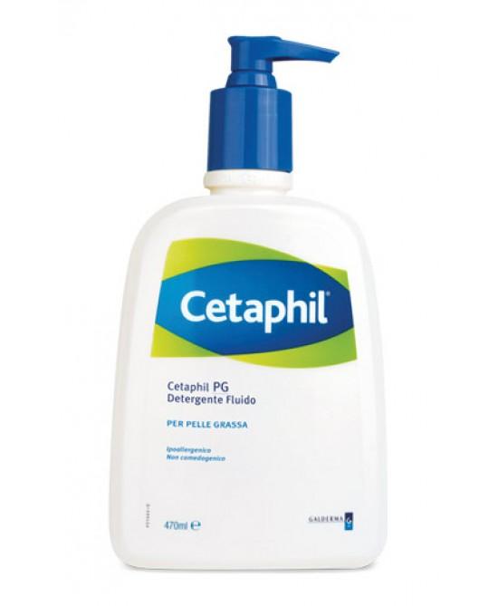 Cetaphil Pg Detergente Fluido 470ml