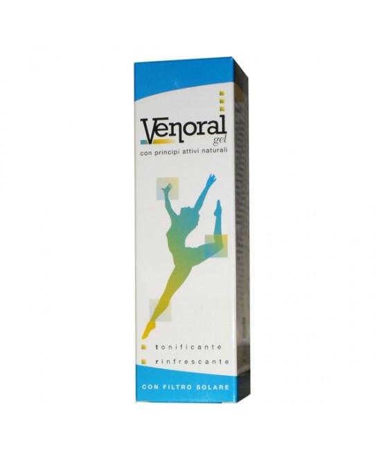Venoral Crema Gambe Tonificante Rinfrescante 100 ml