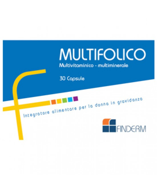 Multifolico 30 Capsule - Farmaconvenienza.it