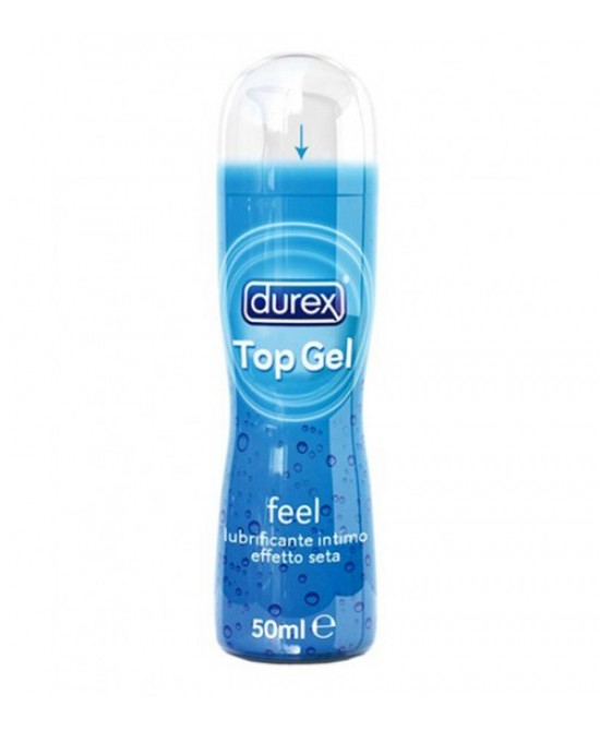 Durex Top Gel Feel Lubrificante Intimo Effetto Seta 50ml - Farmaciaempatica.it