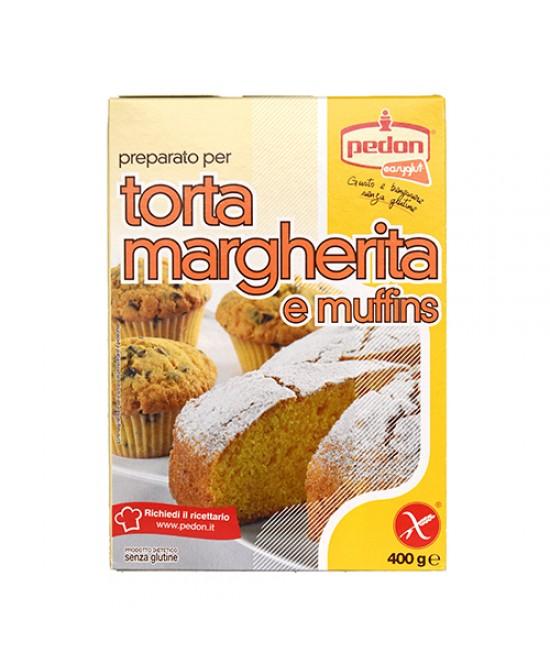 Easyglut Preparato Torta Margherita E Muffin Senza Glutine 400g - Farmajoy