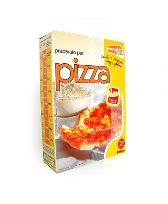 Easyglut Preparato Per Pizza Senza Glutine 400g - Farmajoy