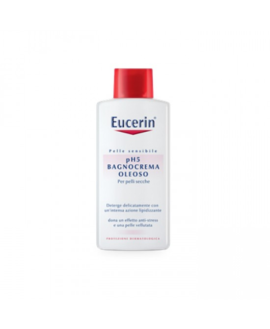 Eucerin Ph5 Bagnocrema Oleoso 400ml - La farmacia digitale