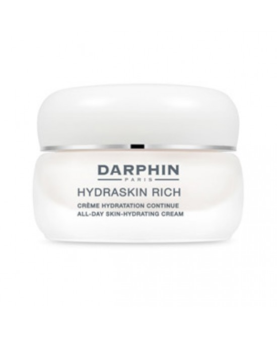 Darphin Hydraskin Rich Crema Idratante Pelli Normali E Secche 50ml - Farmastar.it